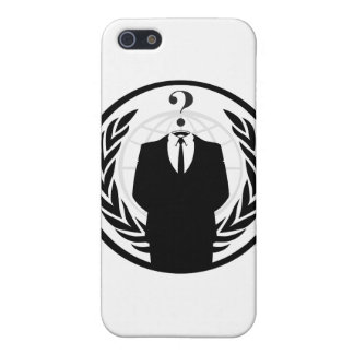 Anonymous Logo (Classic Style) iPhone 5 Case