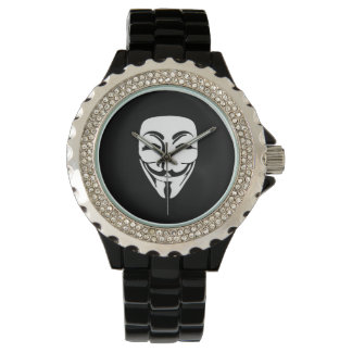 ANONYMOUS MASK WRISTWATCHES