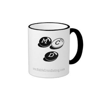 Anonymous MCD Logo Mug