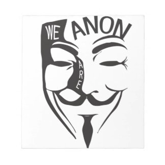 Anonymous Notepad