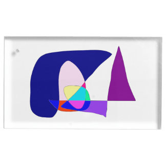 Anonymous Sailboat Table Card Holder