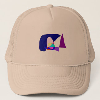 Anonymous Sailboat Trucker Hat