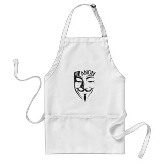 Anonymous Standard Apron