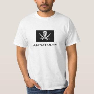 #ANONYMOUS TEE SHIRTS