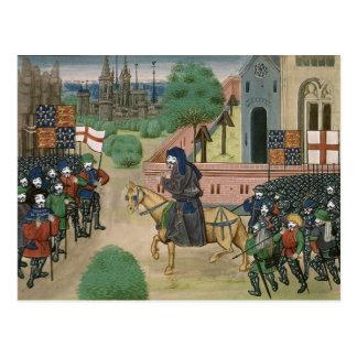 Anonymous: The Peasants' Revolt Postcard