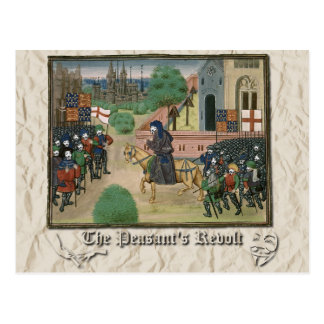 Anonymous: The Peasants' Revolt Post Cards