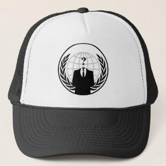Anonymous Trucker Hat
