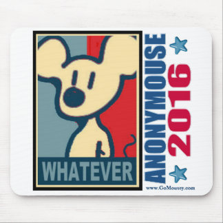 Anonymouse 2016 Mousepad