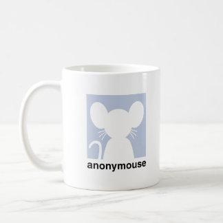 Anonymouse Coffee Mug