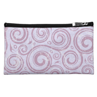 Anos Sueded Cosmetic Bag