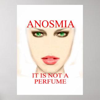 Anosmia Poster