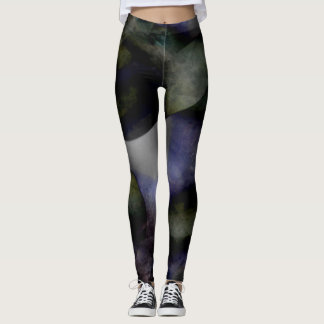 another abstract leggings