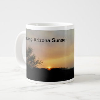 Another Amazing Arizona Sunset Mug Jumbo Mug