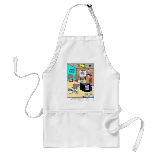 Another Child Star Criminal Funny Gifts & Tees Apron
