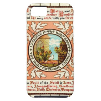 Another Comforter For Ever Tough iPhone 5 Case