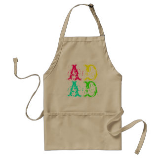 Another Day Another Dollar ADAD funny acronym Standard Apron