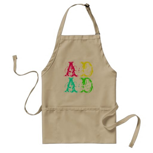 Another Day Another Dollar ADAD funny acronym Aprons