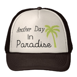 Another Day In Paradise - Quote Cap