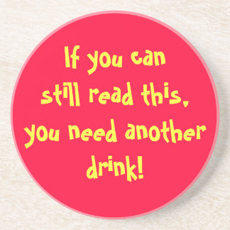 Another Drink Coaster