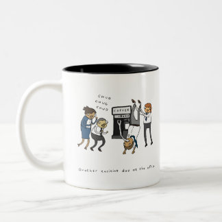 Another Exciting Day at the Office | Funny Mug