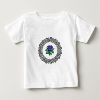 another flower drawing baby T-Shirt