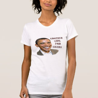 Another Girl for Obama shirt