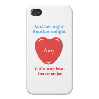 Another night another delight Amy w o dolls Cases For iPhone 4