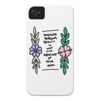 Another Persons Beauty iPhone 4 Case