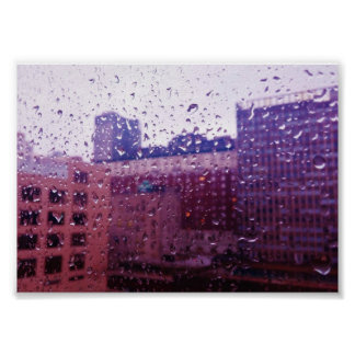 another rainy day poster