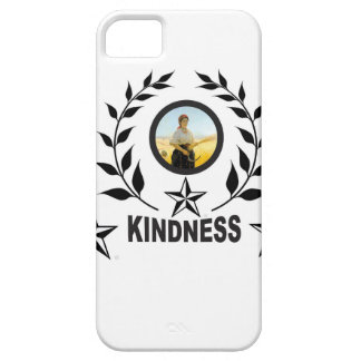another round for kindness iPhone 5 cover