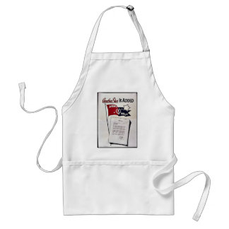 Another Star Is Added, Army Navy Apron