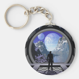 Another Surreality Key Ring