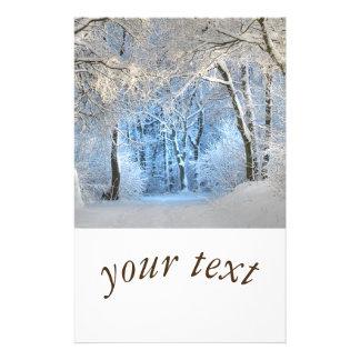 another winter wonderland 14 cm x 21.5 cm flyer