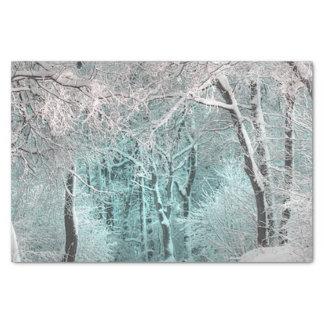 another winter wonderland  3 tissue paper