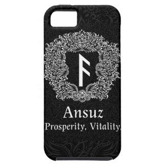 Ansuz-rune / Prosperity, Vitality Case For The iPhone 5