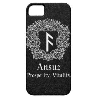 Ansuz-rune / Prosperity, Vitality iPhone 5 Covers