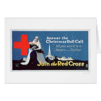 Answer the Christmas Roll Call (US00214) Card