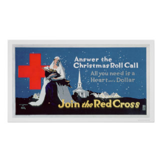 Answer the Christmas Roll Call (US00214) Poster