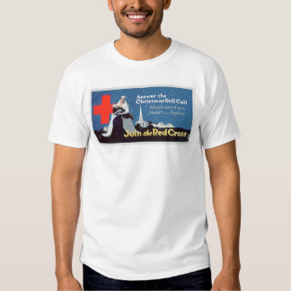 Answer the Christmas Roll Call (US00214) Tshirt