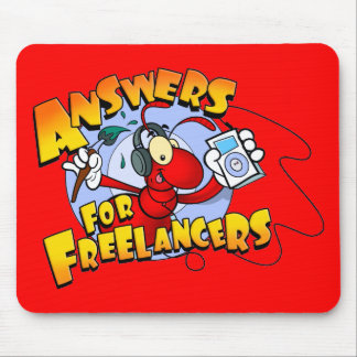 Answers For Freelancers Mouse Mats