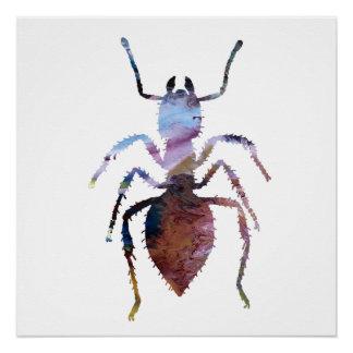 Ant art