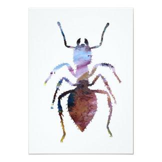 Ant art card