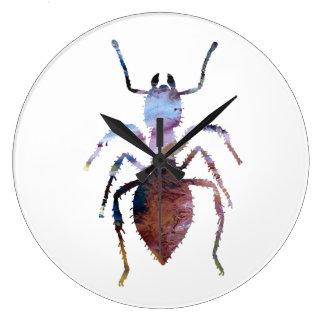 Ant art clock