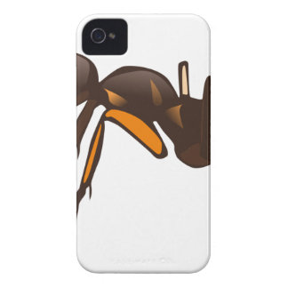 Ant Cartoon Case-Mate iPhone 4 Case