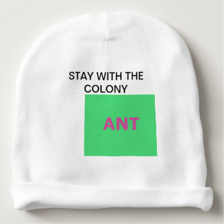 ANT CLOTHING SPECIAL BABY BEANIE