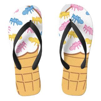 Ant Ice Cream Thongs