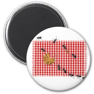 Ant Picnic Magnet