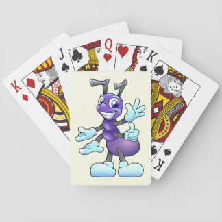 Ant playing card