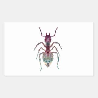 Ant Rectangular Sticker