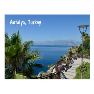 Antalya, Turkey Postcard
